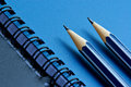 Grinded Pencils Royalty Free Stock Image - 1097766