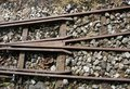 Railroad Track Royalty Free Stock Photos - 10904538