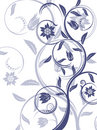 Abstract Floral Background Stock Photos - 10910153