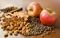 Apples And Spices Stock Image - 10917531