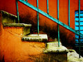Old Stairway Stock Images - 10929144