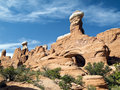 Tower Arch, Arches National Park Royalty Free Stock Image - 10929196