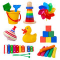 Toys Collection Stock Images - 10932774