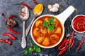 Meat Balls With Sauce Stock Images - 109394624