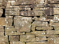 Dry Stone Wall Royalty Free Stock Photography - 10953437