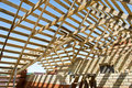 Construction Wood Stock Photography - 10981452