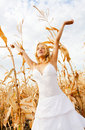 Autumn Girl Royalty Free Stock Images - 10990639