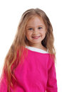 Cute Little Girl Stock Image - 10996261