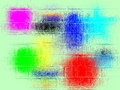 A Blur Of Colors Stock Photo - 1104870