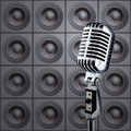 Mike&Speakers Royalty Free Stock Image - 1106556