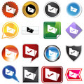 Folder With Checkmark Royalty Free Stock Images - 11011489