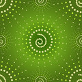 Abstract Seamless Green Pattern (vector) Royalty Free Stock Image - 11022866