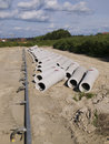 Concrete Sewer Pipes Royalty Free Stock Photos - 11026758