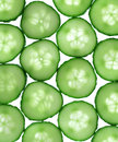 Cucumber Slices Stock Images - 11035734