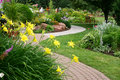 Tranquil Garden Royalty Free Stock Images - 11067369