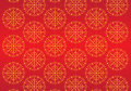 Claret Ornamental Background Royalty Free Stock Photography - 11076337