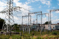 Electricity Tower Royalty Free Stock Photo - 11088995