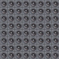 Wall Of Speakers Stock Photography - 1113632