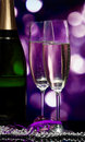 Glasses With Champagne Stock Photos - 11103243