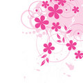 Abstract Floral Background Stock Photos - 11117793