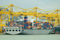 Container Ship Royalty Free Stock Image - 11130636