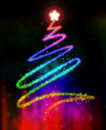 Glowing Christmas Tree Stock Images - 11149124