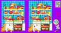 Logic Puzzle Game For Children And Adults. Need To Find 10 Differences. Royalty Free Stock Images - 111594979