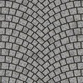 Arched Cobblestone Pavement Texture 012 Royalty Free Stock Photos - 111666928