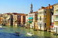 Grand Channel In Venice Royalty Free Stock Images - 11179209