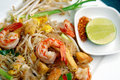 Pad Thai Royalty Free Stock Images - 11182389