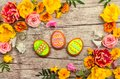 Easter Composition Royalty Free Stock Photography - 111857577