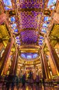 Inside The Famous Buddhist Building In Wuxi, China Stock Photos - 111895703