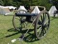 American Civil War Cannon Stock Images - 1120774