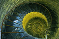 Spiral Stairs Royalty Free Stock Photos - 11201578