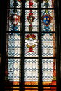 Stained Glass Window Royalty Free Stock Photo - 11211585