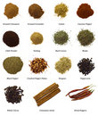 Spices Royalty Free Stock Photo - 11217905