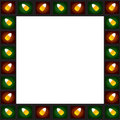 Candycorn Pattern Royalty Free Stock Photos - 11236548