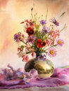 Bouquet Of Flowers Stock Photography - 11242342