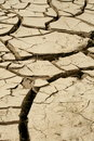 Dried Lakebed Stock Photos - 11248553