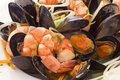 Seafood Platter Royalty Free Stock Photo - 11280255