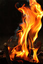Fire Flames Royalty Free Stock Photography - 11280787