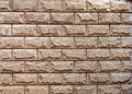 Wall Made From Sandstone Bricks Stock Photography - 11296232