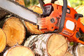 Chainsaw Royalty Free Stock Photography - 11299387