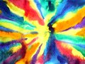 Abstract Colorful Splash Power Energy Watercolor Painting Illustration Royalty Free Stock Photo - 112966305
