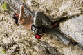 Rock Climber Royalty Free Stock Image - 11300166