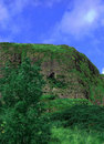 A Green Hill/mountain/cliff Royalty Free Stock Photo - 11301355