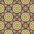 Retro Floral Pattern SEAMLESS Stock Images - 11306424
