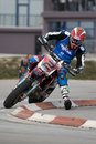 FIM SuperMoto Of Nations Royalty Free Stock Photos - 11312818