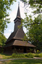 Wooden Church Royalty Free Stock Image - 11332116