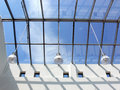Glass Roof Royalty Free Stock Images - 11348609